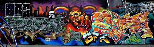 Graffiti 2016 by cmdpirxII