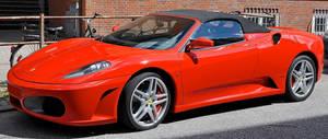 Ferrari F430 Convertible by cmdpirxII