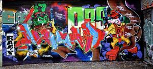 Graffiti 2202 by cmdpirxII