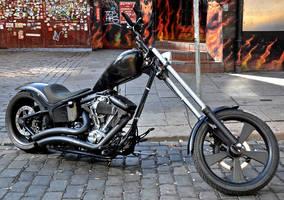 Black Chopper by cmdpirxII