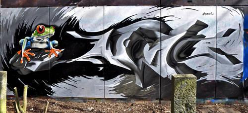 Graffiti 2329 by cmdpirxII