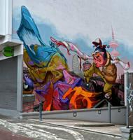 Graffiti 3001 by cmdpirxII