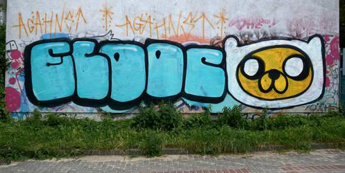 Graffiti 3514 by cmdpirxII