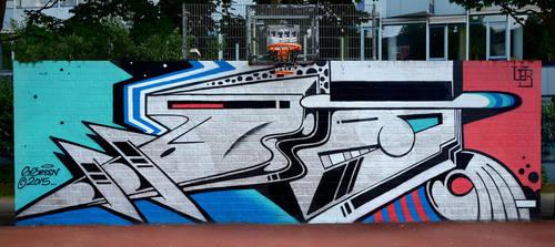 Graffiti 3525 by cmdpirxII