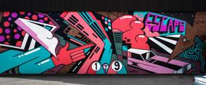 Graffiti 3746 by cmdpirxII