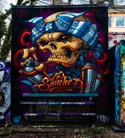 Graffiti 3747 by cmdpirxII