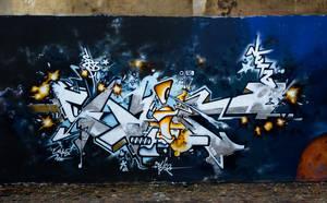 Graffiti 3809 by cmdpirxII