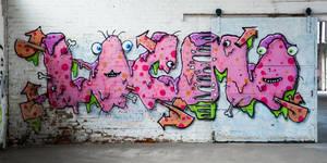 Graffiti 3871 by cmdpirxII