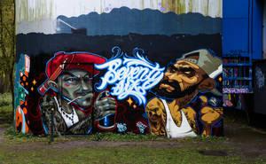 Graffiti 3879 by cmdpirxII