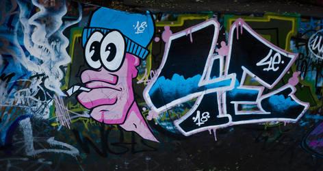 Graffiti 4798 by cmdpirxII