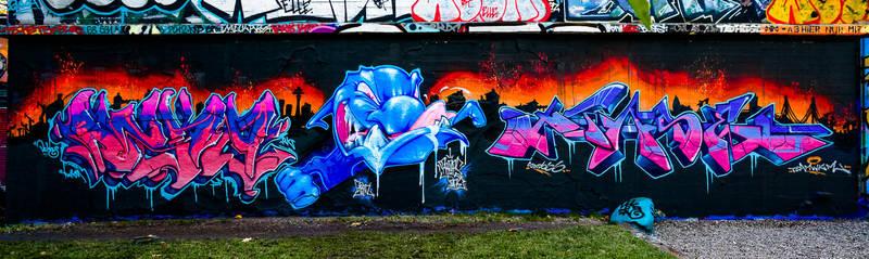 Graffiti 4799 by cmdpirxII