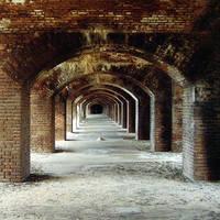 Fort Jefferson by howardtj43147