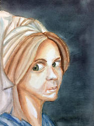 Watercolor People03 by howardtj43147
