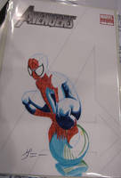 NYCC sketch 1 by danimation2001