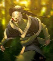 Haku in color by danimation2001