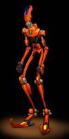 Robot design by danimation2001