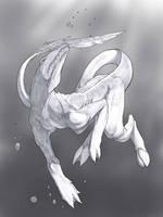 swimmer by danimation2001