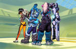 Overwatch by danimation2001