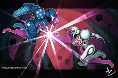 Metroid Prime 2: Echoes - Banishing the Dark by VariaZim