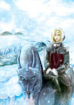 Icedlands - version final by Yoruihime-Raura
