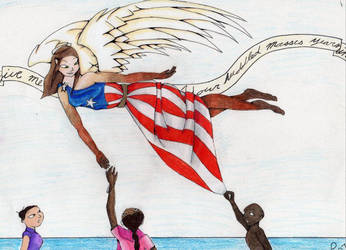 American Angel by judomo