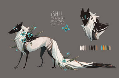 Esk 1555 - Ghil Reference by shapetales