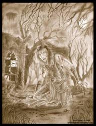 Bloodlust by GodsDragonGirl