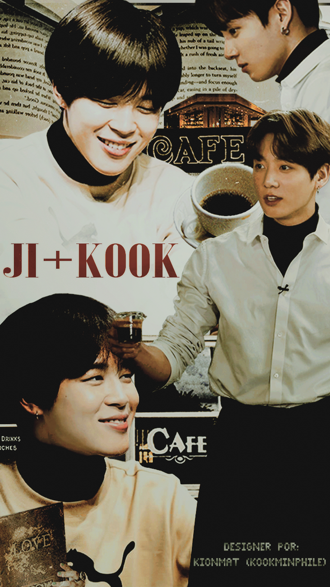 LOCKSCREEN JIKOOK by kionmat