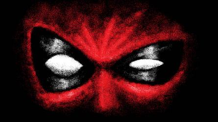 Deadpool by AzizDraws