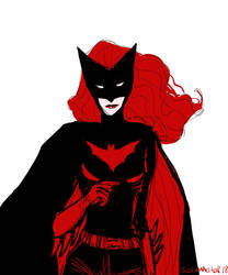 2018-08-Batwoman by ToddSchumacher