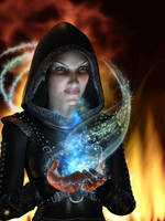 Summoning Ice from Fire by NightsongWS