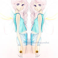 fairy hipster by heyyouhai
