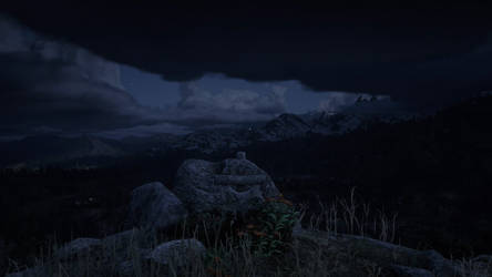 Arthur Morgan's Final Resting Place by Red-Harlow