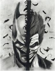 Batman by NoChromaZone