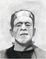 Frankenstein by NoChromaZone