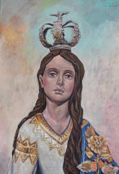 Nossa Senhora dos Prazeres by Cunachu