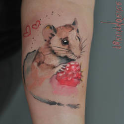 love mouse by dopeindulgence