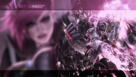 Vi - League of Legends by zlRedemptionlz