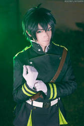 Owari No Seraph by zlRedemptionlz