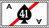 VF-41 Black Aces Stamp by lonewolf3878