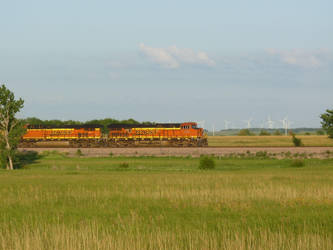 Railfan Trip: 7-4-18: Wind and Rail Power by lonewolf3878