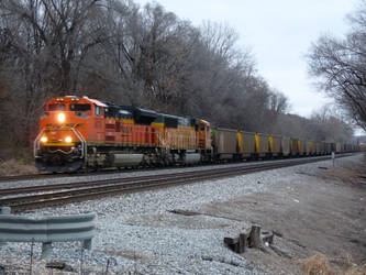 Railfan Trip: 12-3-18: Coal Drag by lonewolf3878