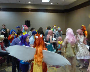 HarmonyCon 2019: Cosplay Contest by lonewolf3878