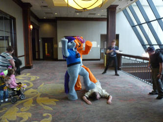HarmonyCon 2019: Defeated by lonewolf3878