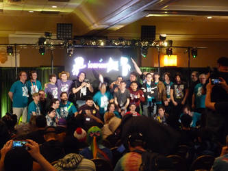 HarmonyCon 2019 Closing Ceremonies: Con Staff by lonewolf3878