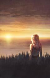 Final Fantasy VI - World of Ruin by aora