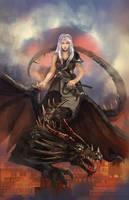 Daenerys Targaryen by shimamori