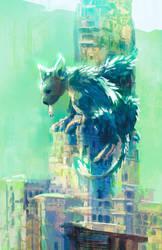 Last Guardian by shimamori