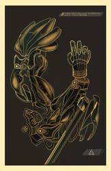 Deus Ex Arm by shimamori