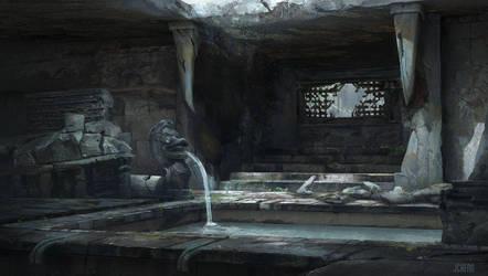 Interior Maw by shimamori